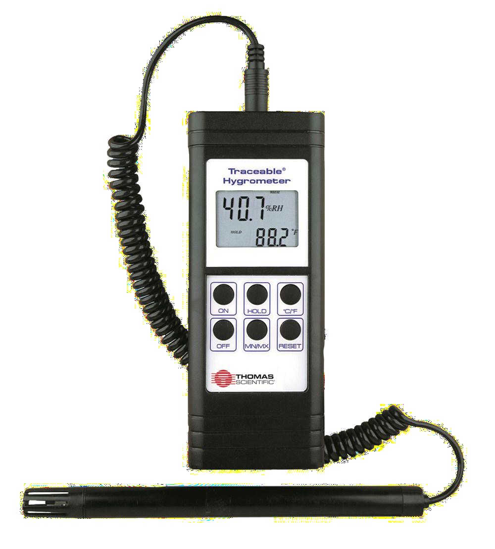 Kfg 2125 Digital Temperature And Humidity Meter