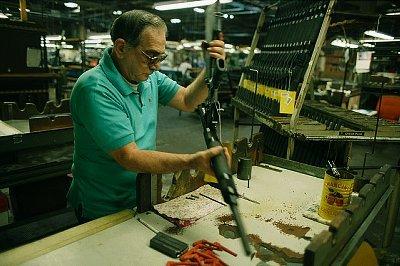 Firearms Factory in Hartford