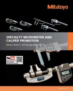 Cover Specialty Micrometer Caliper