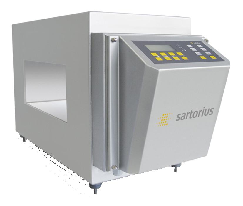 Sartorius MDE Metal Detector Updated