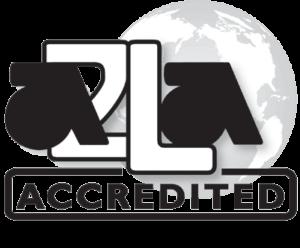 A2LA Logo GVL Certificate