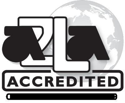 ALA Logo OMA Certificate