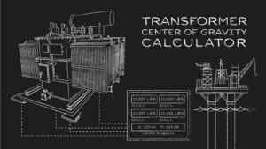 Transformer Center of Gravity Calculator