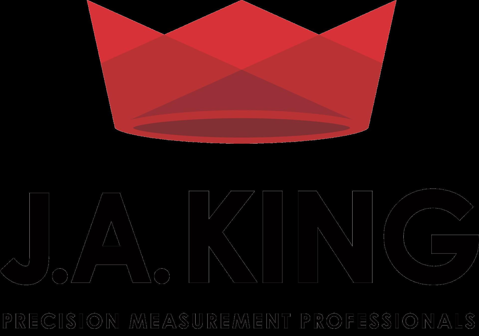 j a king vertical logo