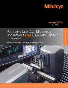 Mitutoyo-Laser-Micrometer-Promo