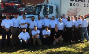Greensboro Service Team