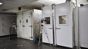 Airbag Testing Chamber
