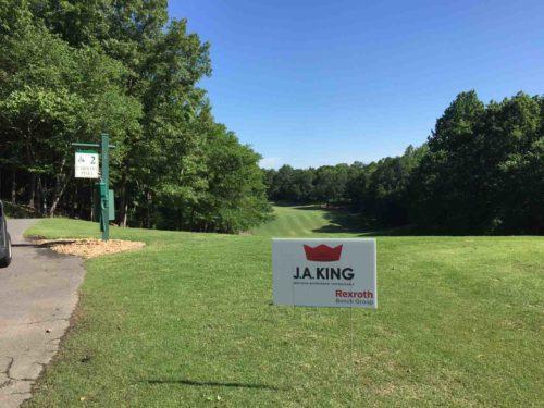 Bosch Rexroth Golf Tournament  Hole  e