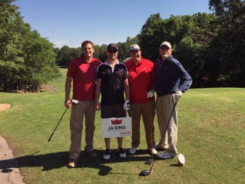 Bosch Rexroth Golf Tournament 2017 (J.A. King Team)