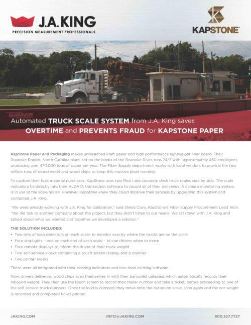 J.A. King Case Study - KapStone (Preview)
