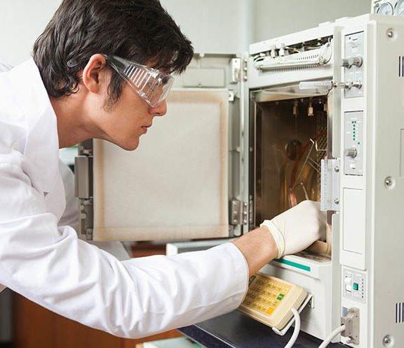 Lab Autoclave Calibration