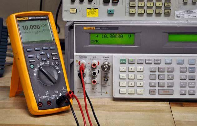 Multimeter Calibration