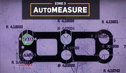 Zone AutoMEASURE