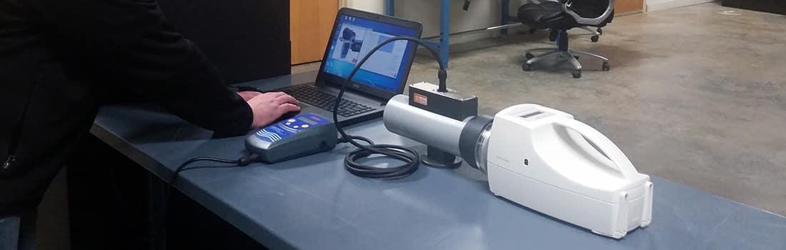 air sampler calibration
