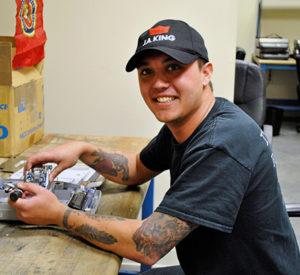Tyler - Scale Technician - Greensboro