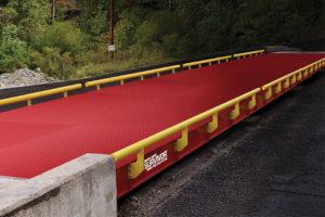 Rice Lake SURVIVOR OTR-LP Truck Scale