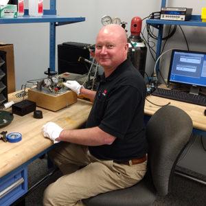 Derrick - Lead Technician - Greenville