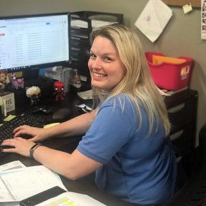 Jamie - Service Coordinator - Huntsville