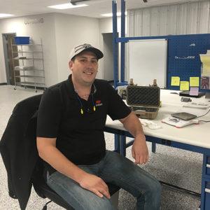J.A. King Employee Spotlight – Joey – Embedded Service Technician in Memphis, TN 1