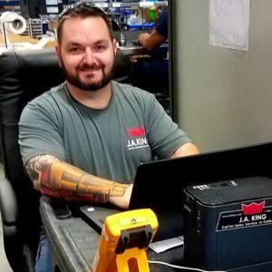 John - Service Technician - Memphis