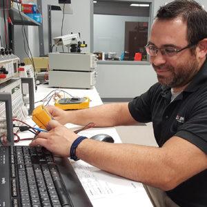 Luis - Senior Service PMD Technician II - Raleigh