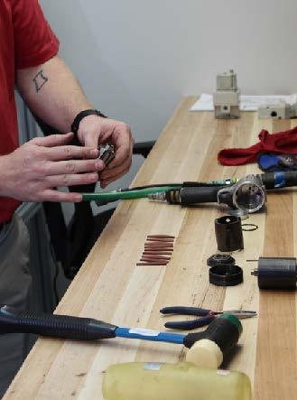 Torque Power Tool Repair 2