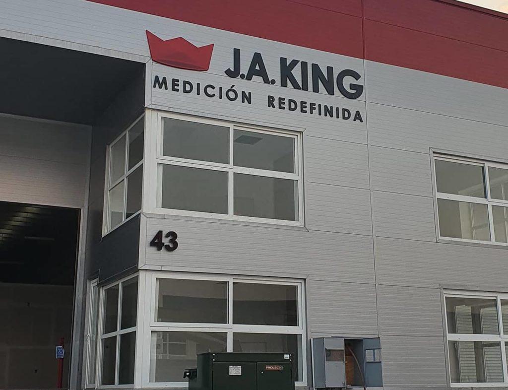 J.A. King Mexico 2